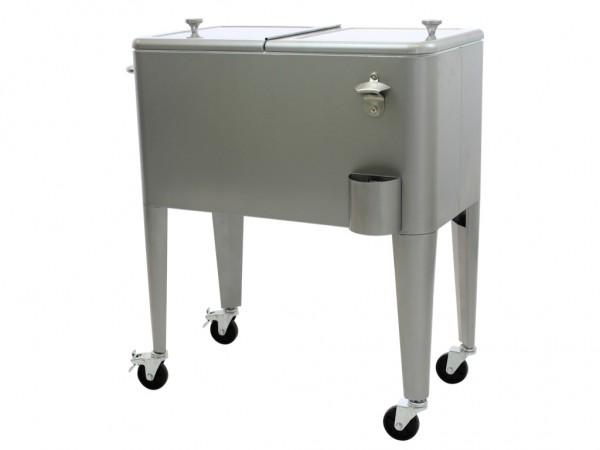 B-Ware Kailua Cooler - Kühlbox, Kühlwagen, Getränkekühler Grau