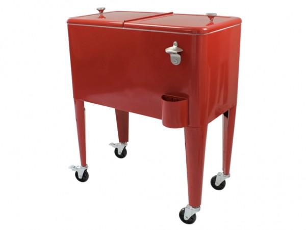 B-Ware Kailua Cooler - Kühlbox, Kühlwagen, Getränkekühler Rot